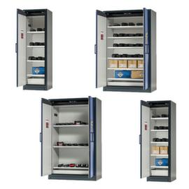 Asecos Lithium-Ionen Lagerschrank ION-LINE BATTERY STORE Typ 90