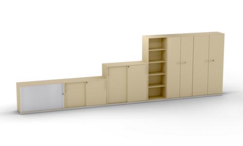 Nowy Styl Buro Quer Rollladenschrank Hxbxt 765x1200x445mm