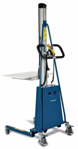 Rapidlift elektrolifter mit traglast bis 150 kg plattform bxt 600x470 mm ral 5017 udob r - Schwingstuhl bis 150 kg ...